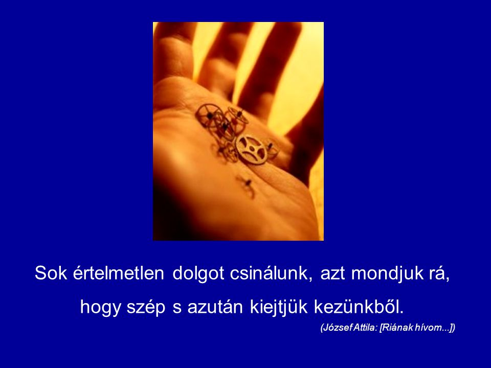 (József Attila: [Riának hívom...])
